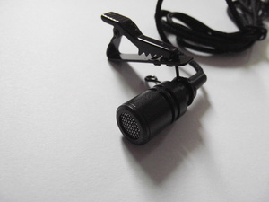 Image 4 - 1 m/3ft מתכת קליפ עניבה דש על דש מיקרופון מיקרופון לקול של מגבר הרמקול מייק עם מואר ברור קול