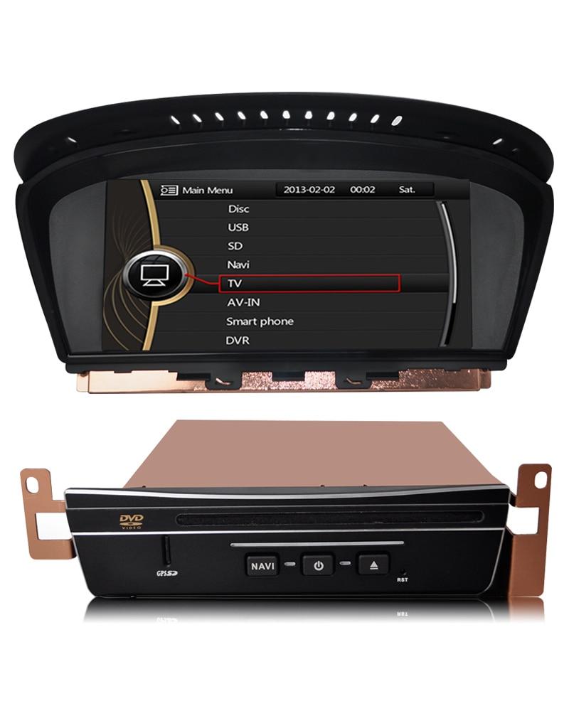 PENHUI PEIMA II Car DVD for 5 Series E60 E61 E63 E64 2003 to 2010 Support