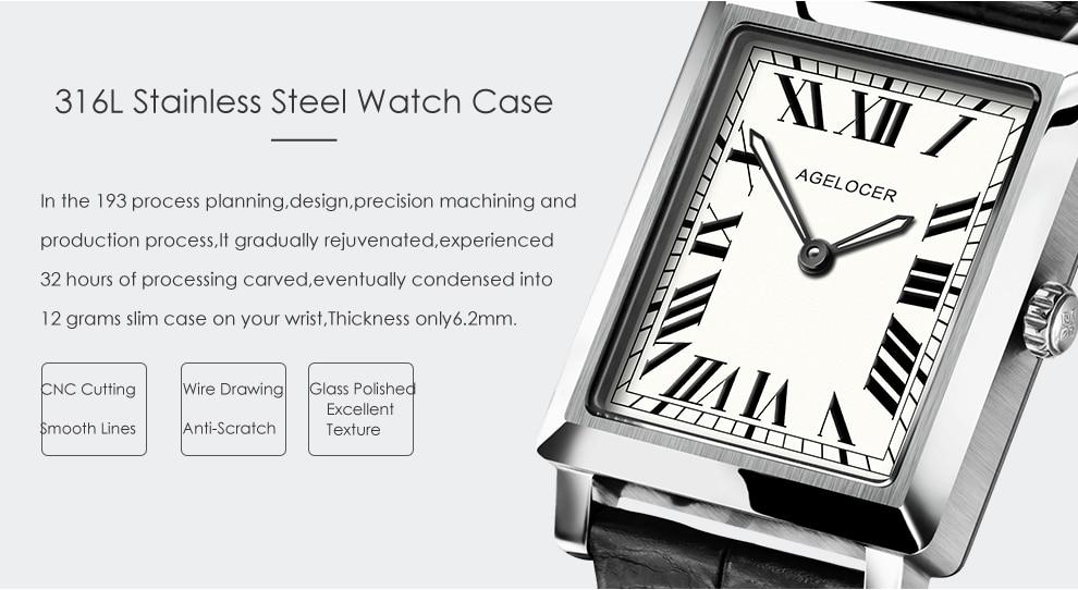 wristwatch quartz watch