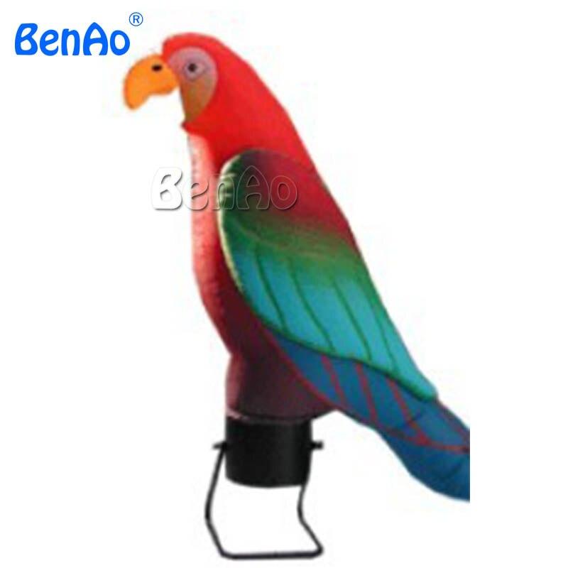 Neue Aufblasbare Papagei Kostüme & Verkleidungen