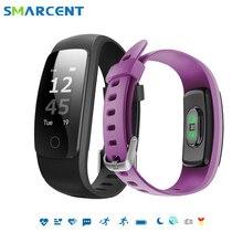 ID107-Plus ID107 плюс HR Смарт Bluetooth 4.0 ответ на вызов смарт-браслет сердечного ритма сна Мониторы Мульти Спорт 5 отображает