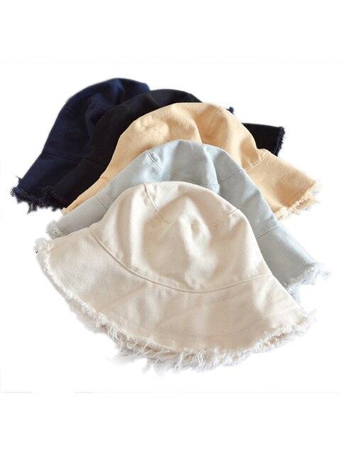Female Burrs Bucket Hats 2