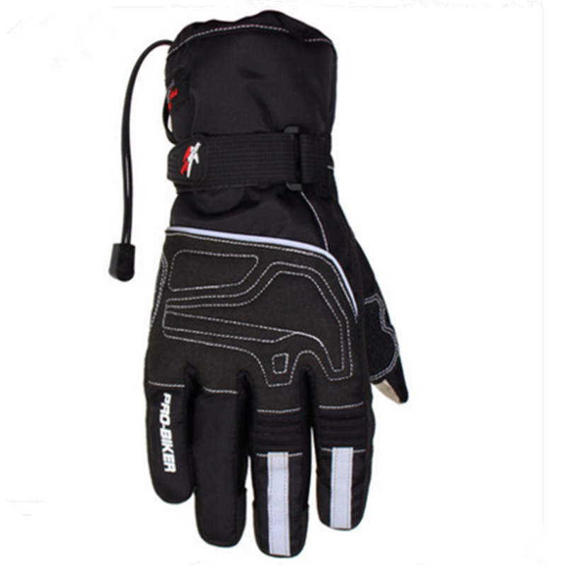 Touch Screen Motorcycle Gloves Motocross motorbike Cycling Racing Waterproof Winter Warm Protective Gloves guantes moto luvas