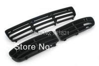 Front Bumper Complete Air Vent & Cooling Grille Inserts For VW Jetta / Bora MK4