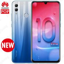 Huawei Honor 10 Lite Mobile Phone 6.2 inch Full Screen Android 9.0 24MP AI Camera OTA Update Fingerprint Octa Core Smartphone