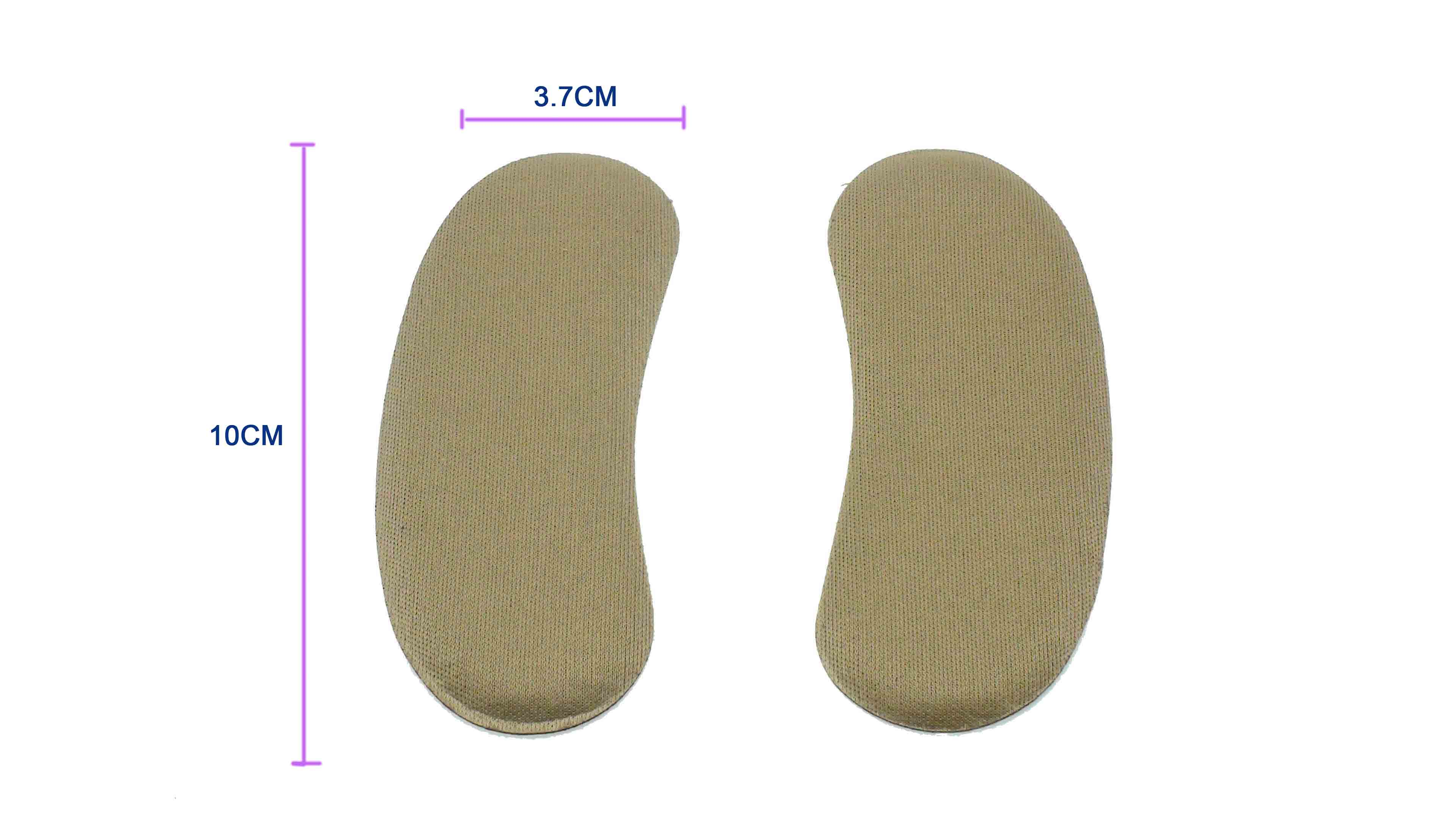 Aliexpress Buy 2Pcs Shoe Back Heel Inserts Insoles Pads