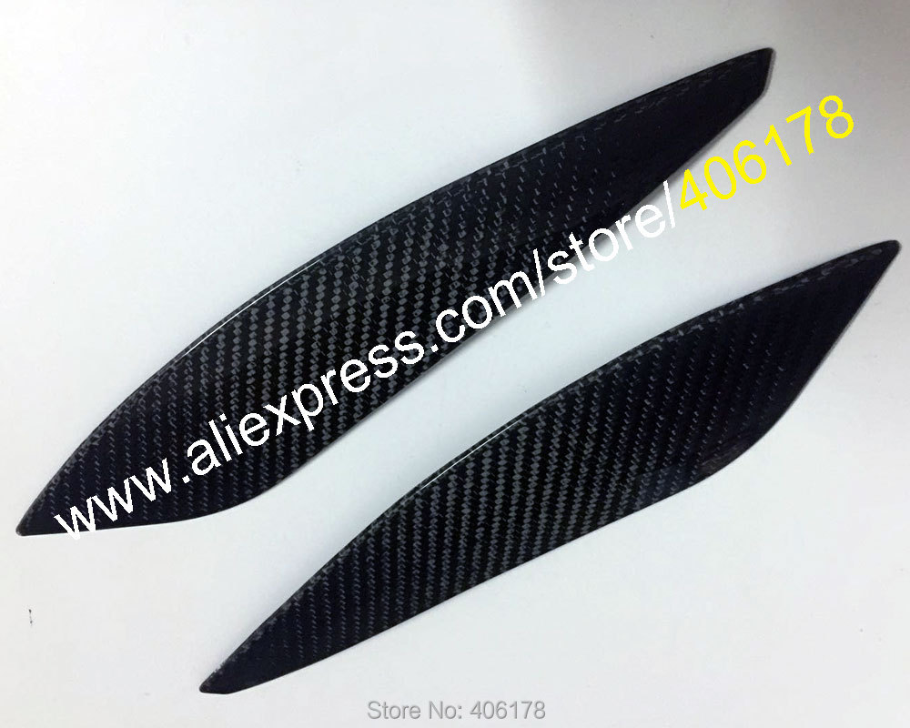 Hot Sales,2 x Carbon Fiber Tank Side Covers Panels Fairing For Yamaha YZF R6 2003 2004 2005 YZF-R6 03 04 05 YZFR6 Motorbike Part 1 2 electric solenoid valve water air n c gas water air 2w160 15 dc12v 24v ac110v 220v