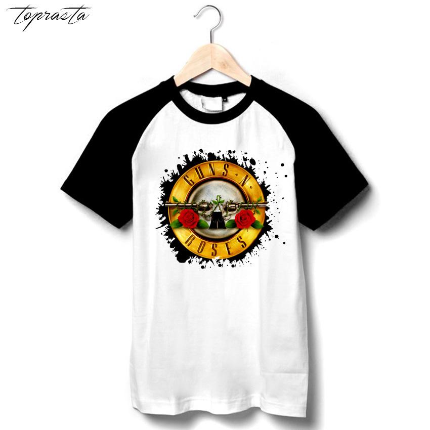 Guns N roses GNR Rock punk fashion t shirt men womens top tee item NO-RSHSSDX203