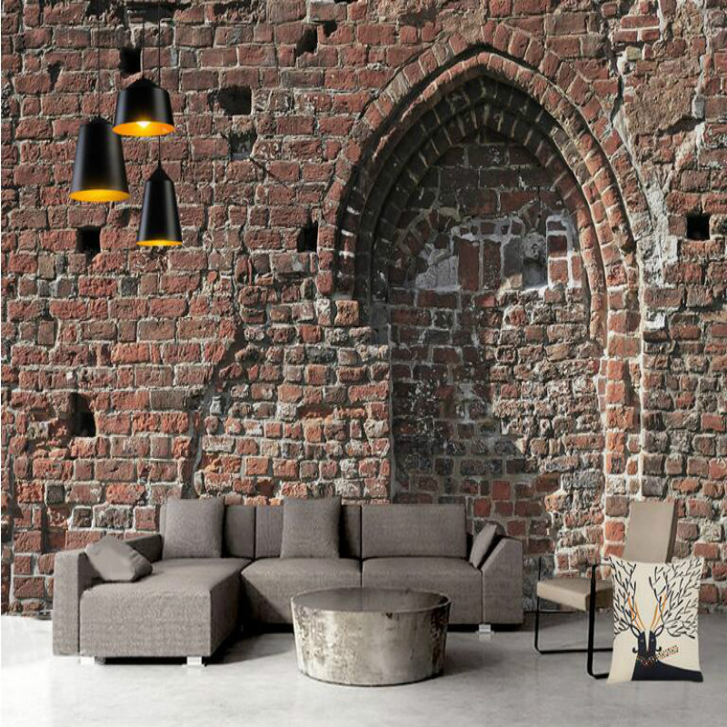 3D Wallpaper for Walls 3d Decorative Wall Paper Painting Mural Wallpapers bricks background wallpaper Home Improvement damask wallpaper for walls 3d wall paper mural wallpapers silk for living room bedroom home improvement decorative