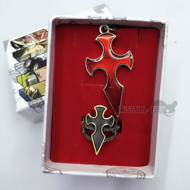 Fashion jewelry Anime Sword Art Online logo Pendant Necklace with