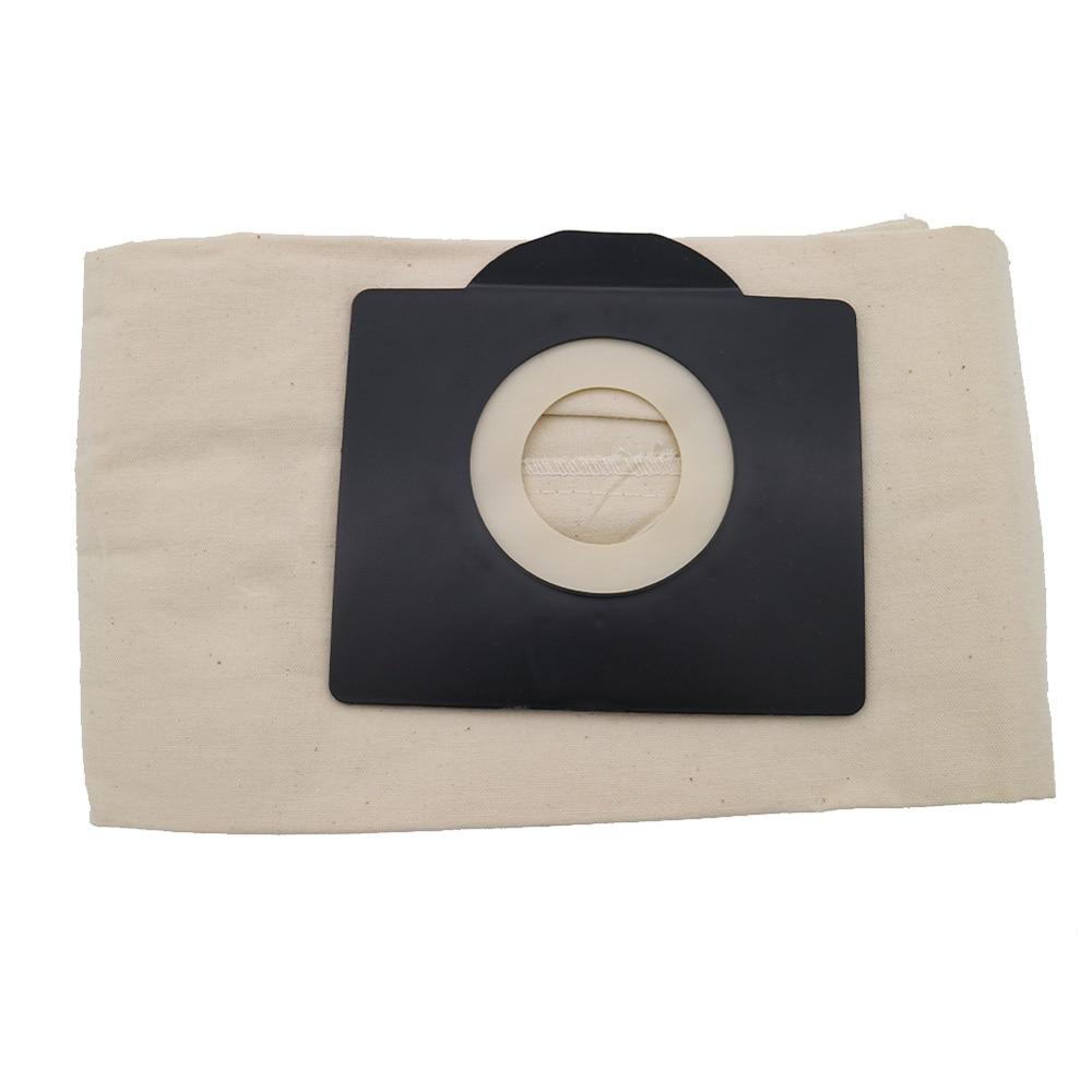 Washable Filter Bags For Karcher Rowenta WD3 Rremium WD3200 SE4001 WD3300 Wd2 Premium SE 4000 MV3 Premium Vacuum Cleaner Bag