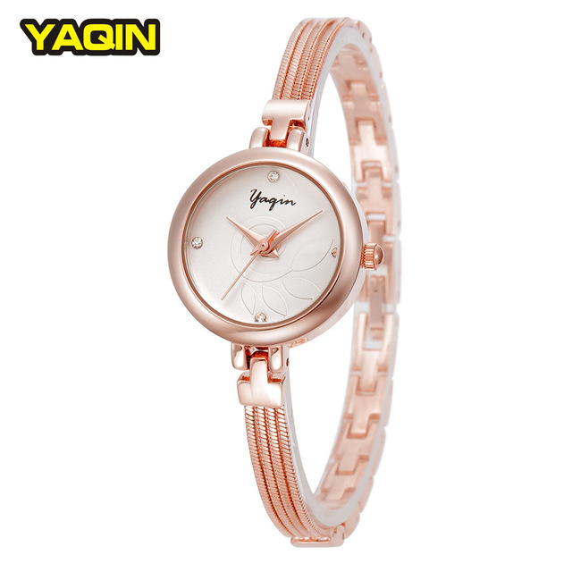 Brand Women Bracelet Watch Yaqin Watches Korean Fashion Casual Personality Quartz Whole