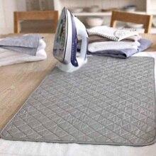 Настольный гладильный коврик для путешествий, железное одеяло, доска для отдыха, Caravan Trip HQ