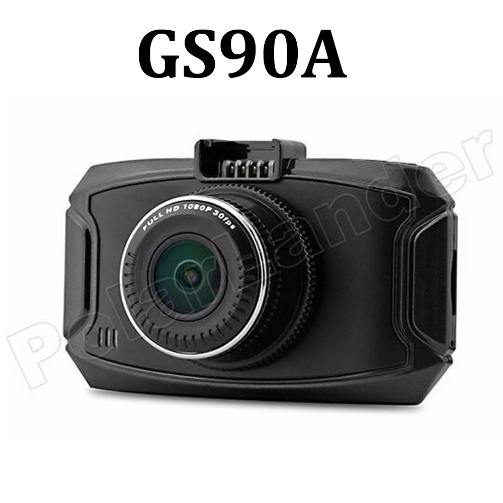 GS90A Car DVR Camera full HD 1080P 2.7 Inch Dash Cam Camcorder with GPS module G-Sensor 170 Degree video recorder gs 6301 hd купить во владимире