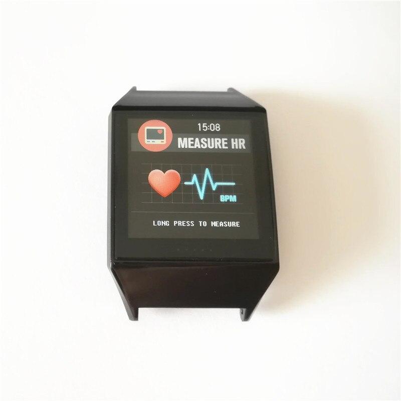 W1 Smart Bracelet Blood Pressure Measurement Color Screen Fitness Tracker Watch Waterproof IP68 Heart Rate Monitor GPS Tracker 26