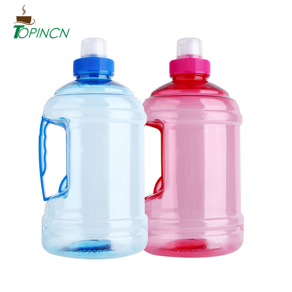 1/2L Big Large Sport Gym Training Party Drink Water Bottle Kettle Sports Water Bottle|Water Bottles| |  - AliExpress