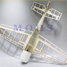 RC самолет яка 54 деревянный самолет 3D комплекты шасси клобук навес петли Синий принт комбо RC Аэробика масштаб самолет YAK54 наборы
