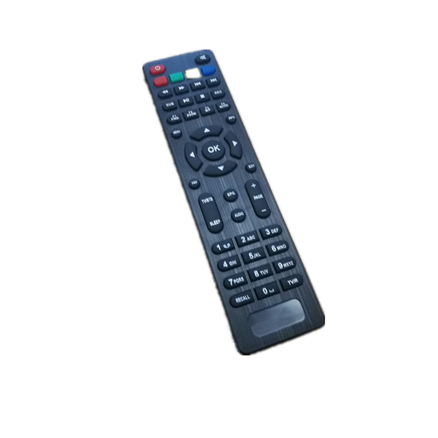 Remote Control for Agenius DVB-S2 HD Satellite Receiver