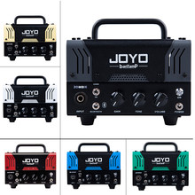 JOYO Electric Bass Guitar Amplifier Tube Built-in Multi Effects Mini Speaker Bluetooth banTamP 20W Preamp AMP Guitar Accessories(China)