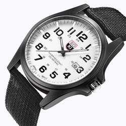 SOKI Sports Watches Man 2018 Fashion Casual Man Watch Luxury Men's Wristwatch Relogio Masculino Quartz Military Watch For Men