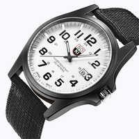 Relojes deportivos SOKI hombre 2019 reloj Casual de moda para hombre reloj de pulsera de lujo para hombre reloj militar de cuarzo para hombre