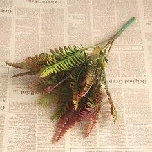 Высококачественное Моделирование искусственного растения яркое персидское украшение из травы для свадьбы дома вечерние VE