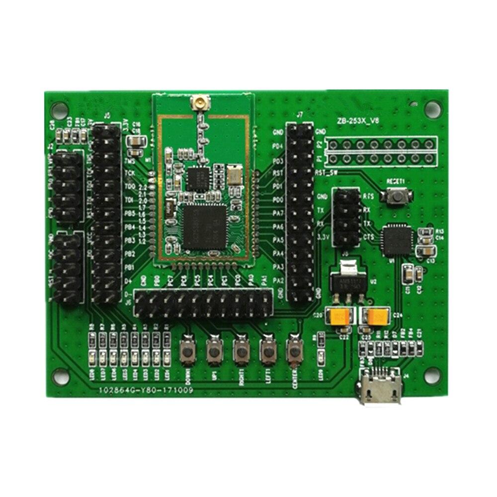 Cc2538 Cc2592pa Module Cc2538 Development Test Board