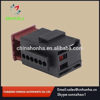 Free shipping 20 pcs 6 Pin 6-929264-2 6-929265-2 Tyco Accelerator Pedal Sensor Connector
