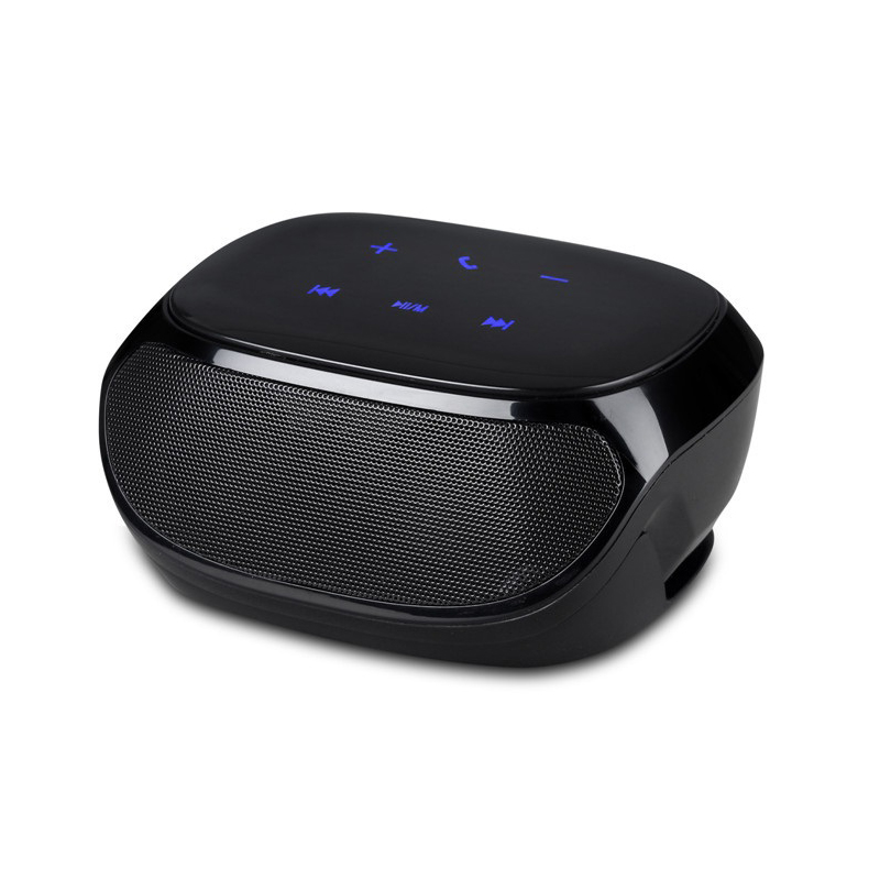 Hot Selling Touch Screen HIFI Portable Bluetooth Speaker FM Radio Double Subwoofer loudspeakers Mp3 Player