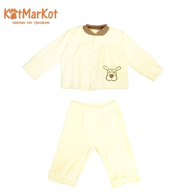 Package: blouse and pants, Universal, Kotmarkot, 2801 set with a hood blouse and pants boys kotmarkot 2817