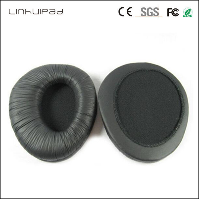 Linhuipad Hot sale Replacement Earpads Ear Pads Cushion for Sony MDR-V600 MDR-V900 Z600 MDR-7509 Headphones Free shipping