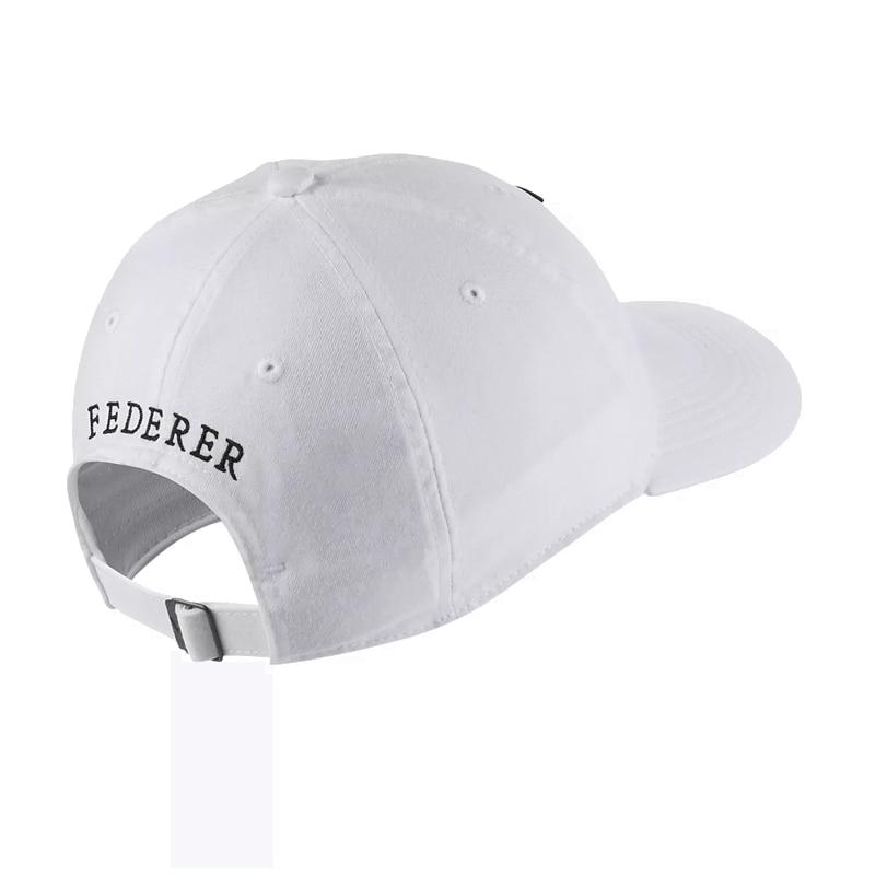 2018 gorra de béisbol deportiva de papá de la estrella del tenis de ... 4df9e063cfb