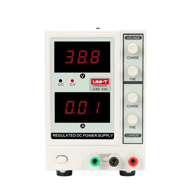 UNI-T UTP3313TFL 30V 3A DC Power Supply Adjustable Switching Regulator Power Source for PC Laboratory Phone Repair Power SupplyUNI-T UTP3313TFL 30V 3A DC Power Supply Adjustable Switching Regulator Power Source for PC Laboratory Phone Repair Power Supply