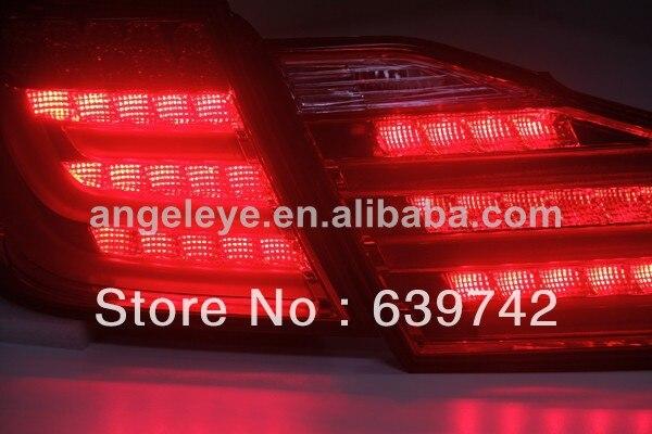 Camry Aurion LED հետևի լույսերը BMW Type- ի համար - Ավտոմեքենայի լույսեր - Լուսանկար 5