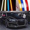 Estilo do carro 9 Metro DIY Reflective Etiqueta do carro Automóvel faixa luminosa & Decoração da motocicleta Decalques Adesivo de Vinil