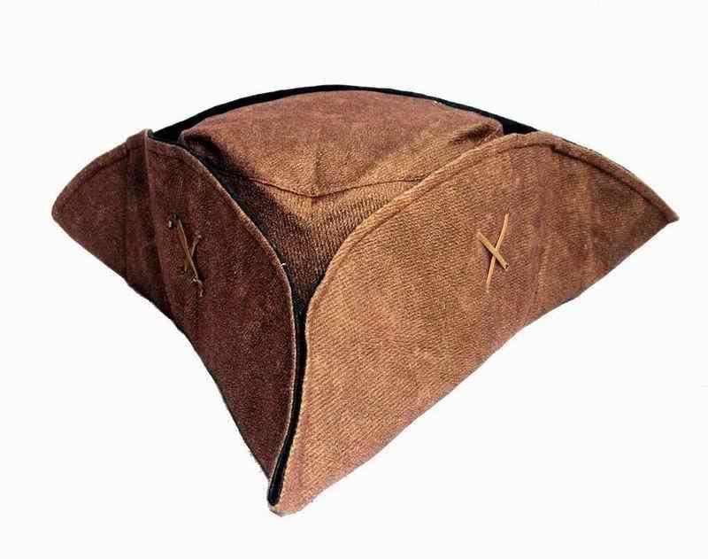 Chapéu de pirata traje do pirata jack capitão chapéu de pirata pirata trajes cosplay acessórios jack sparrow