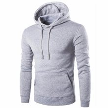 810a8bc76e169 Casual Hoodie Men 2017 Spring Men S Hoodies Sweatshirt Cotton Casual  Fashion Men S Hooded Jacket Men S Jacket