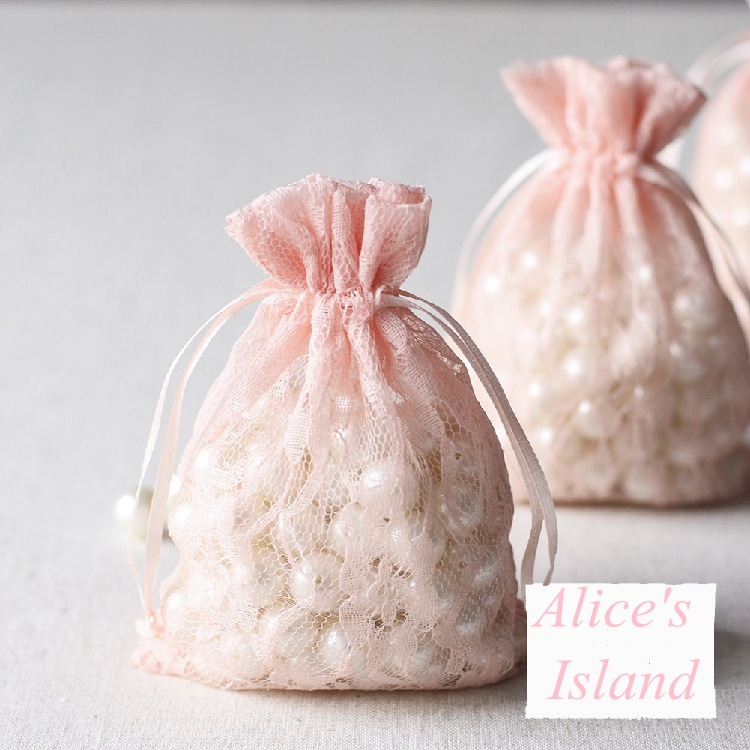 50 Pcs Lace Candy Bag Wedding Bags Favors Party Favours Event Supplies Gifts For Guest In Gift Wring From Home
