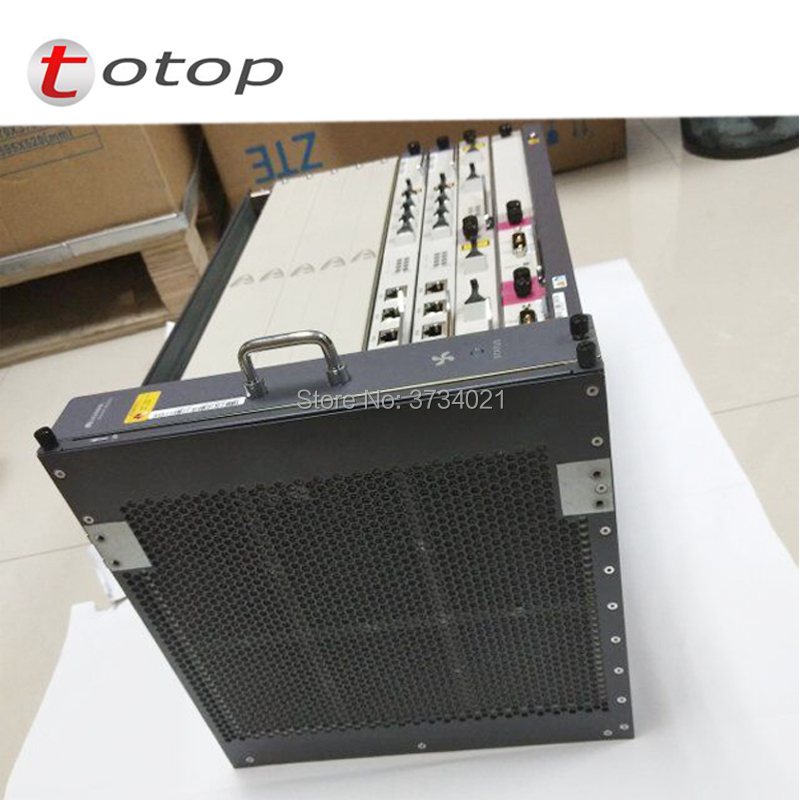 Huawei MA5683T 1GE Uplink Fttb/Fttc/Ftth GPON OLT MA5683T Classis Fan+2*SCUN+2*PRTE+2*GICF +accessories