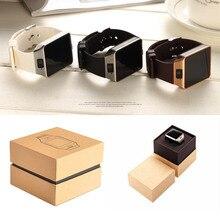GETIHU Носимых Устройств DZ09 Smart Watch Поддержка SIM TF Card Электроники Телефон Наручные Часы Для Android смартфон Smartwatch