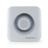 New arrival beautiful DC12V Wired Door Bell For Hotel/Apartment/house door   access     control   system with 4 wires, no need battery