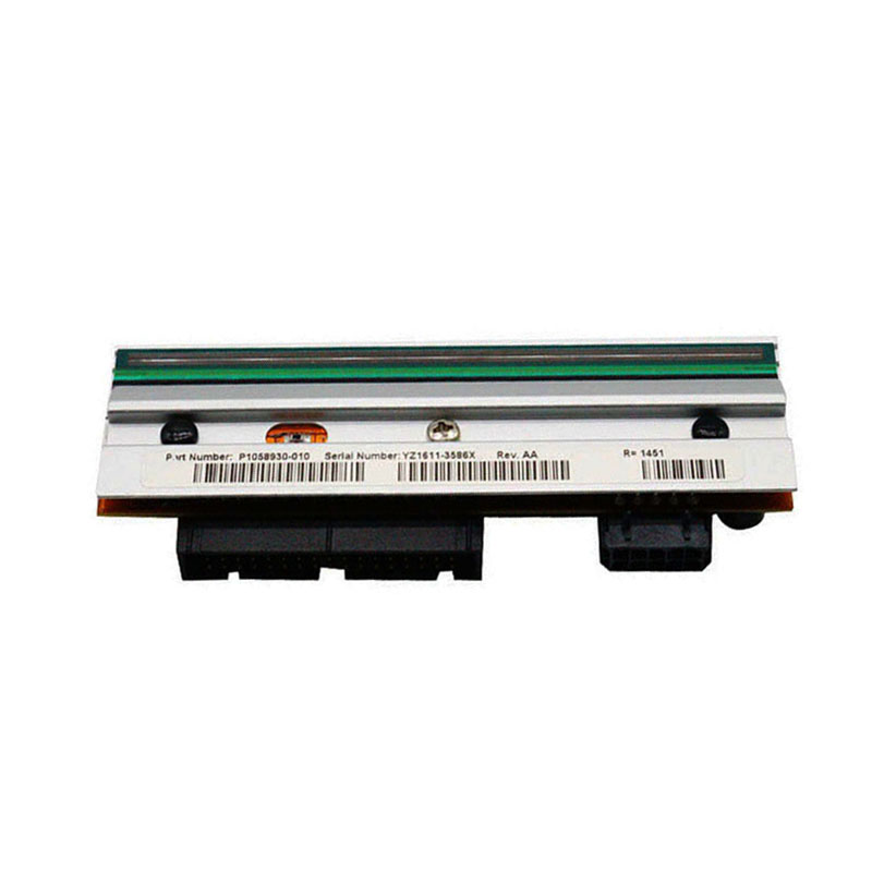 A+++ Quality New Printhead For Zebra ZT410 305dpi Barcode Label Printer Head P1058930 010 Printer Spare Parts,Warranty 90days