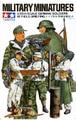 Tamiya modelo 1/35 alemão militar soldados em entrevista Scale de 35212