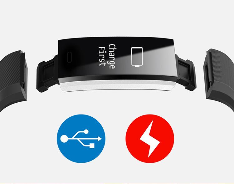 Makibes ID115 PLUS smart wristband (29)