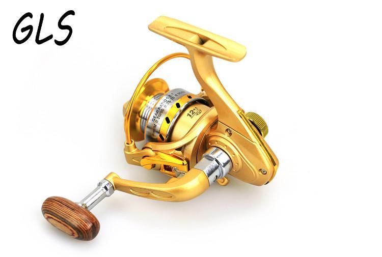 Mini iplik balıkçılık reel 13BB 5.5: 1 ultra hafif yüksek - Balık Tutma - Fotoğraf 3