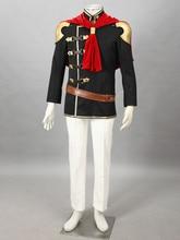 Final Fantasy Type-0 Suzaku Peristylium Class Jack cosplay Halloween Costumes