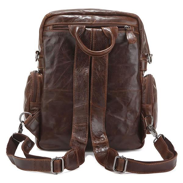 Echtem Für qualität Jmd Leder Reisetasche 7042q Brand Schultasche Aus Multi Student Espresso Verursachende Top Taschen Fashion qtw81