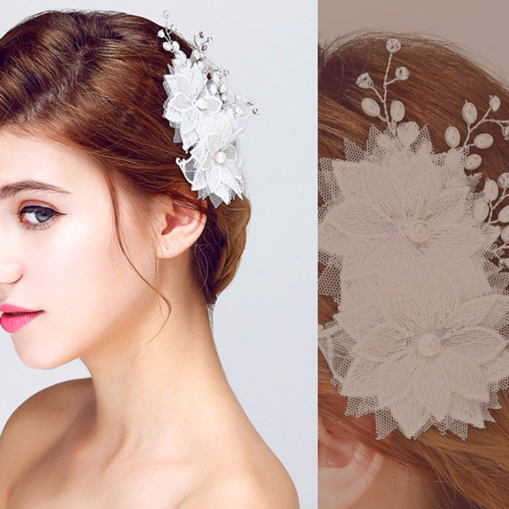 online get cheap bridal lace headpieces -aliexpress | alibaba