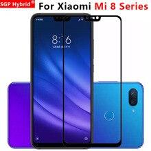 保護xiaomi mi 8 se pro liteエクスプローラ強化glasケースにksiomi xiomi xiami Mi8 lite画面プロテクターライト