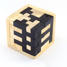 Здесь можно купить  Blocks Kong Ming lock Game Building Blocks Puzzle Wooden Toys Children